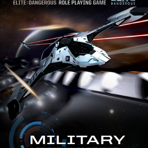Military Supplement is here! (and other news)