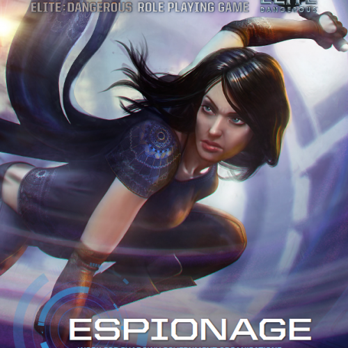 Espionage Supplement Out Now!