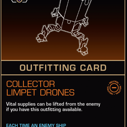 Battlecard of the Day – Collector Limpet Drones