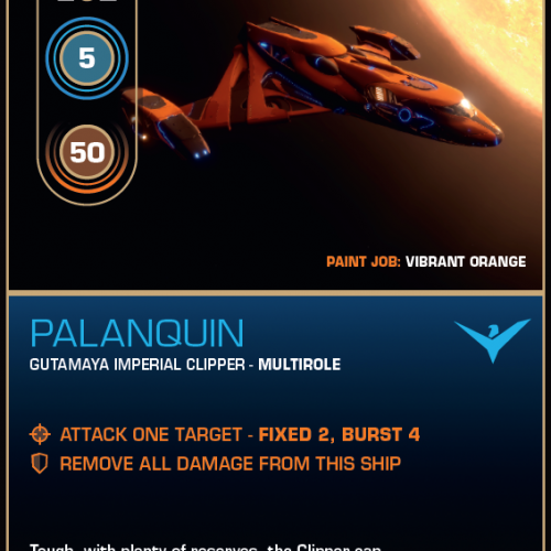Battlecard of the Day – Palanquin