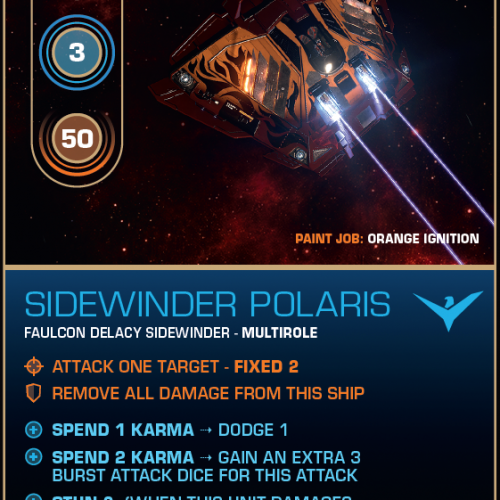 Battlecard of the Day – Sidewinder Polaris