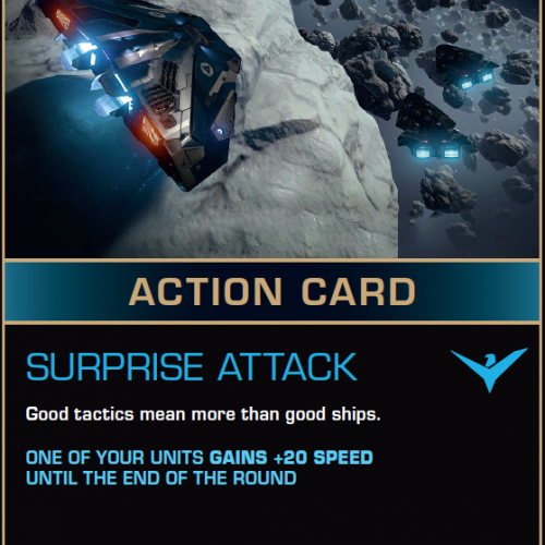 Battlecard of the Day – Surprise Attack