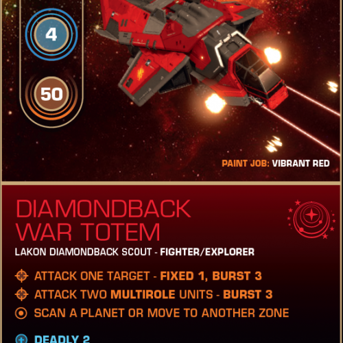 Battlecard of the Day – Diamondback War Totem